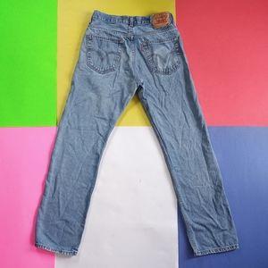 Modern Levi's Regular Fit Denim Jeans